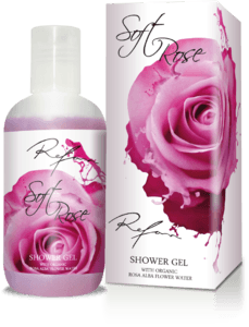 Sprchový gel Soft Rose